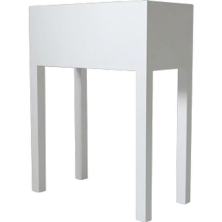 Philippe Starck White Side Table