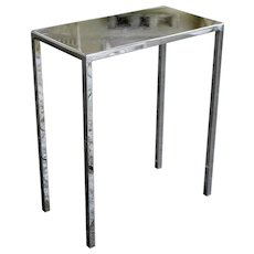 Philippe Starck Chrome Table