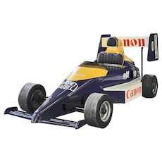 Limited Edition Formula 1 Go Cart F1 Damon Hills