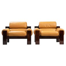 Uu-Vee Kaluste Oy Pair of Armchairs