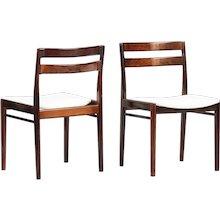 Set of Four Rosengren Hansen Dining Chairs