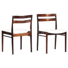 Set of Four Rosengren Hansen Dining Chairs