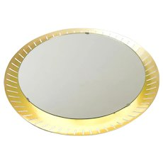 STILNOVO round mirror