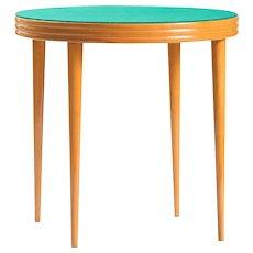 Italian card table