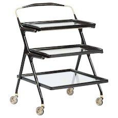 Cesare Lacca Rolling Cart