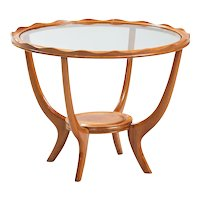 Italian side table