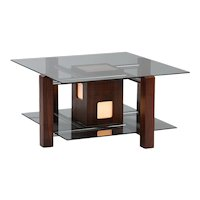 Italian Lit Coffee Table