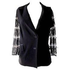 1970s Clips Black jacket