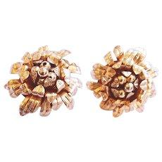 1970s Napier Earrings