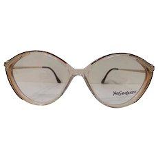 1980s Yves Saint Laurent Frame - Glasses