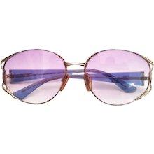1990s Valentino multi sunglasses