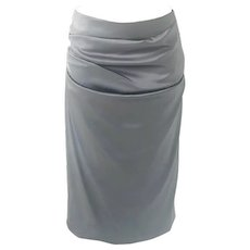 2000s Dolce & Gabbana Grey Skirt