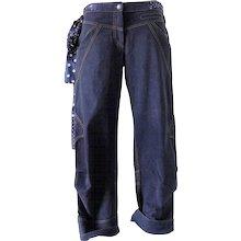 2000s John Galliano Denim Jeans NWOT