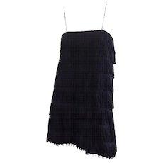 Charlestone Black Dress