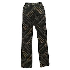 Pierre Cardin Paris multicolour Trousers