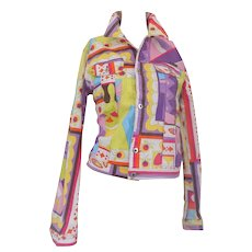 Dolce & Gabbana Multicolour Jacket
