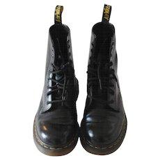 Dr Martens Women Black Boots