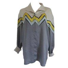 Escada by Margaretha Ley Silk Shirt