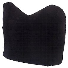Ferretti studio blu corset