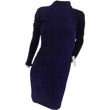 Fiorucci blu dress