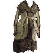 Foce Green Coat