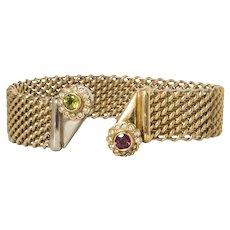 18kt Gold Vintage Bracelet