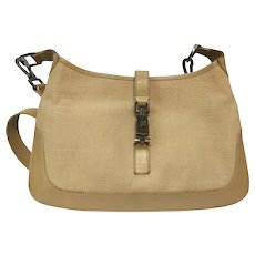Gucci beije tone shoulder bag