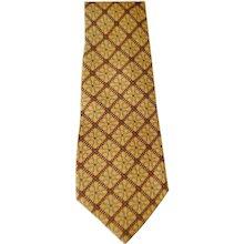 Hermes Yellow Tie