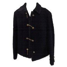 Icemper black jacket