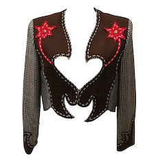 Iconic Moschino Cheap & Chic Cowgirl Jacket