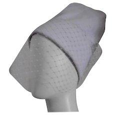 Jil Sander white hat