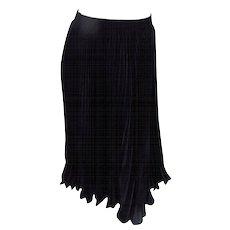 Long Black Skirt