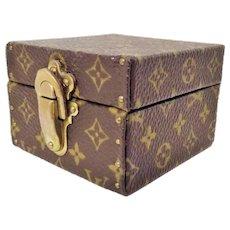 Louis Vuitton Jewelry Monogram Case