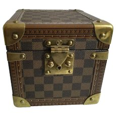 Louis Vuitton Monogram Watches & Jewels Case