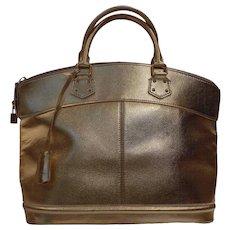 Louis Vuitton Suhali Gold Bag