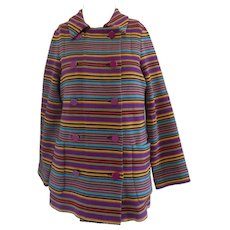 Marc by Marc Jacobs multicolour jacket