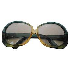 Marwitz Green See through Sunglasses