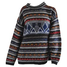 Missoni Sport Multicolour Wool Sweater