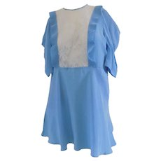 Miu Miu Light blue dress