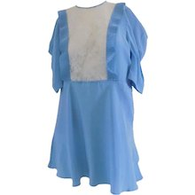 Miu Miu Light blue dress
