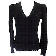 Moschino Black Boots Cotton Shirt