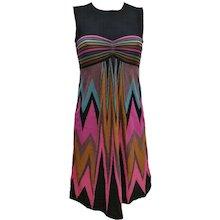 M by Missoni multicolour Dress