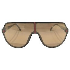 Paloma Picasso black sunglasses