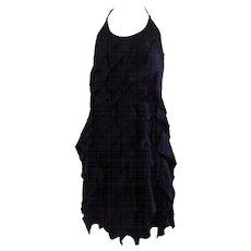 Prada black dress still with tags