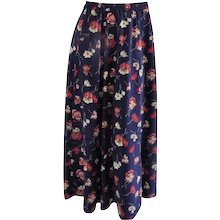 Rafaella Blu long skirt
