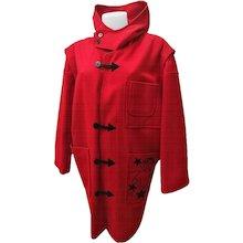 J.C. de Castelbajac Red Coat