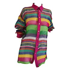 Versus by Gianni Versace multicolour Cardigan