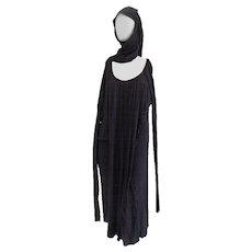 Vivienne Westwood grey long dress