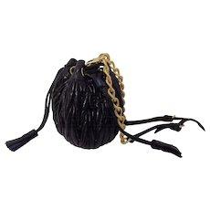 Miu Miu Mini Black Bag