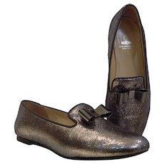 Moschino Glitter Loafer